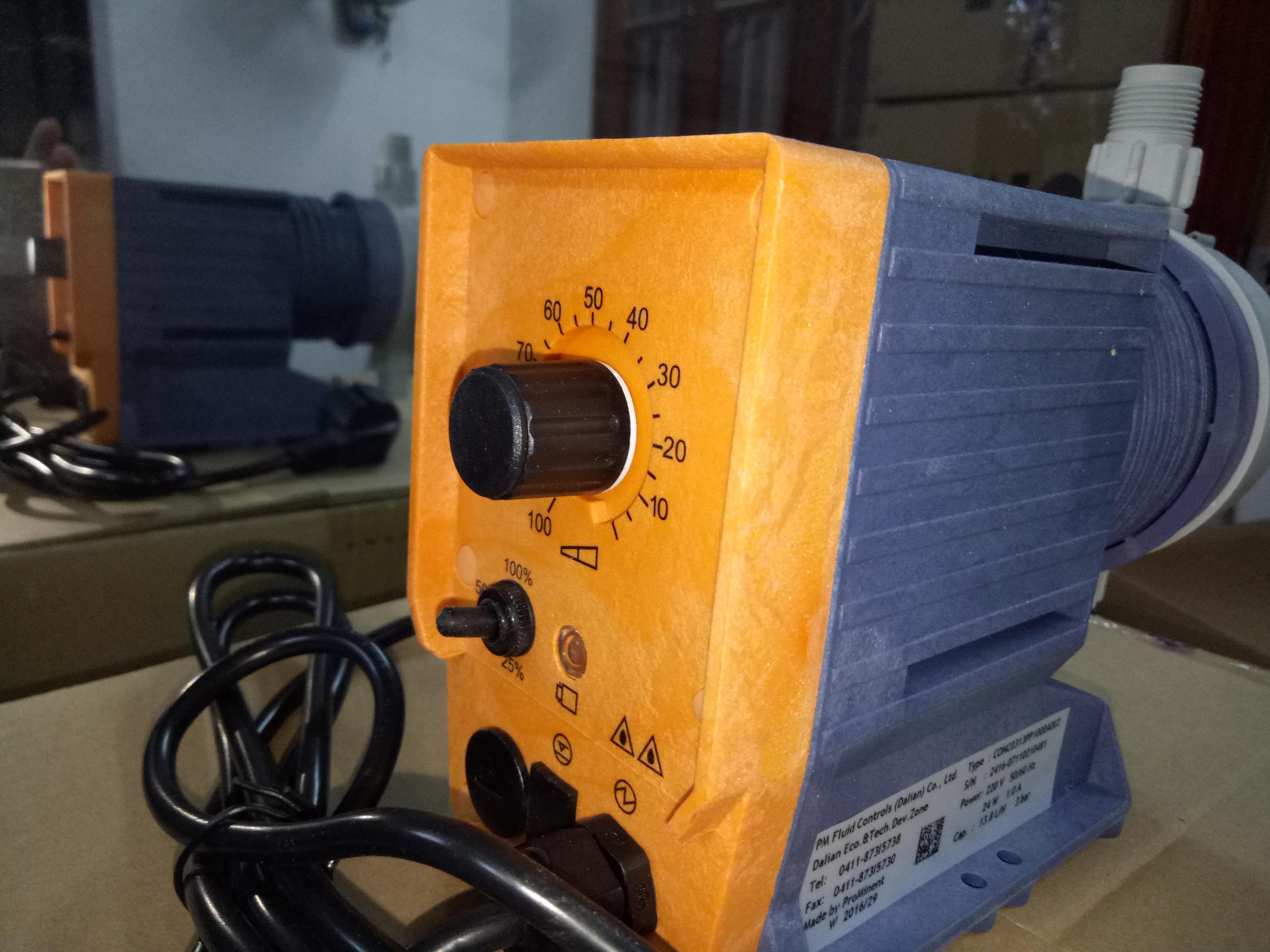 Bơm định lượng prominent model: CONC0806PP1000A002