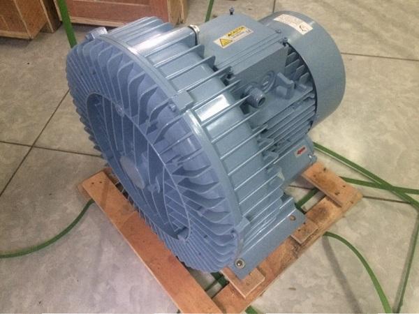 Máy thổi khí con sò công suất nhỏ với hiệu quả làm việc vượt trội