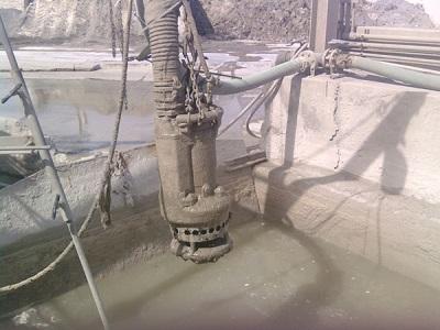 Máy bơm hút bùn đặc