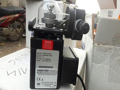 Bán máy bơm định lượng hóa chất giá rẻ