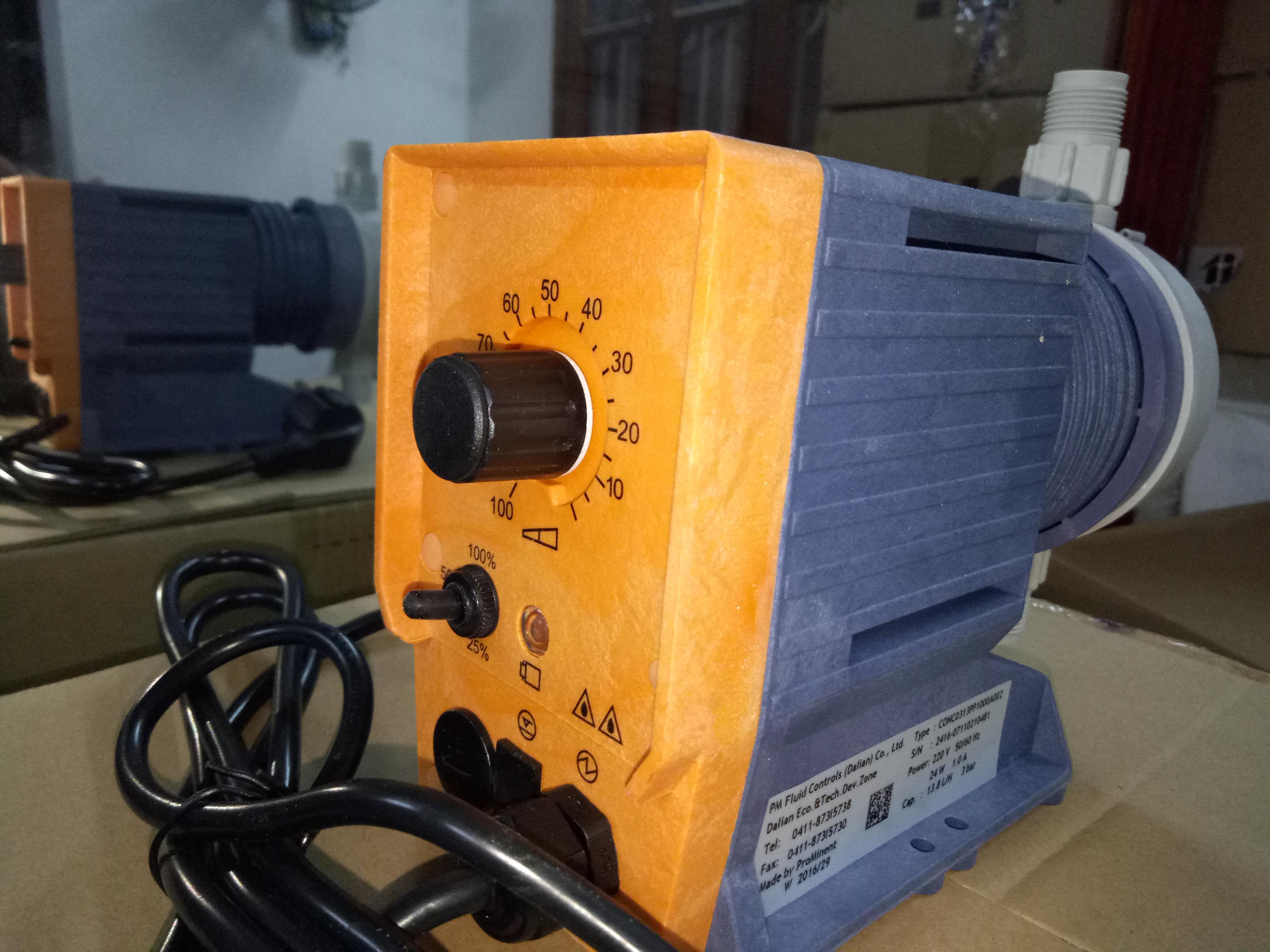 Bơm định lượng prominent model: SD0806PP2000A002