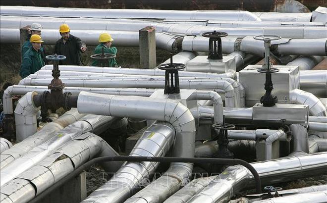 Bơm hoá chất trong công nghiệp dầu khí