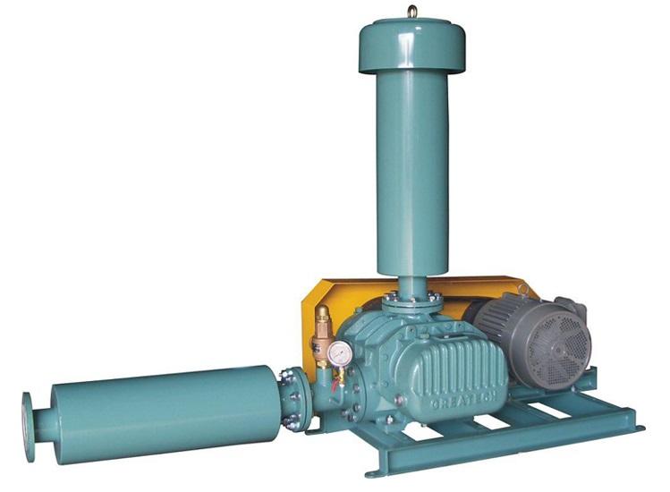 Cách chọn máy thổi khí trong ngành công nghiệp hóa chất