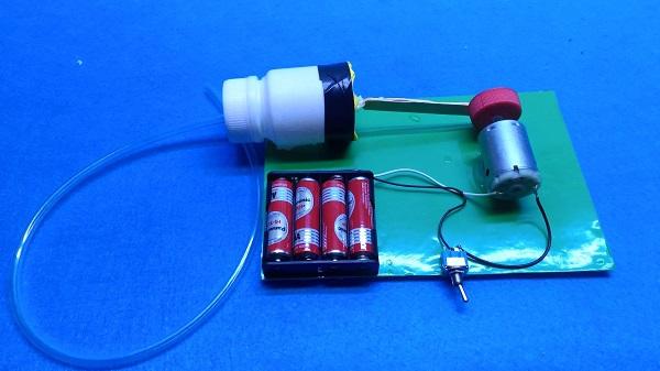 Cách khắc phục một vài sự cố với máy thổi khí mini