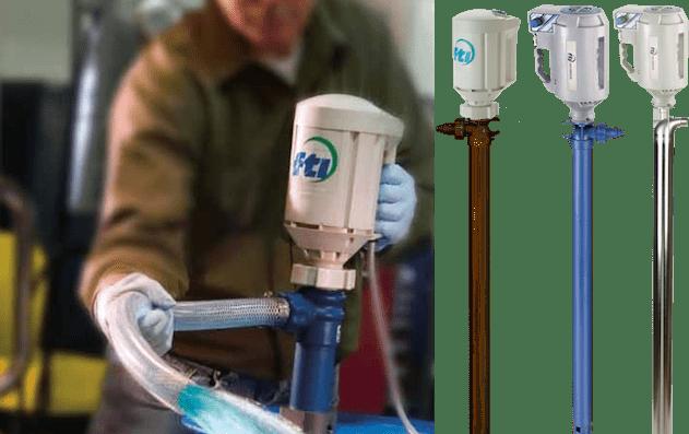 Cách sử dụng máy bơm hoá chất thùng phuy