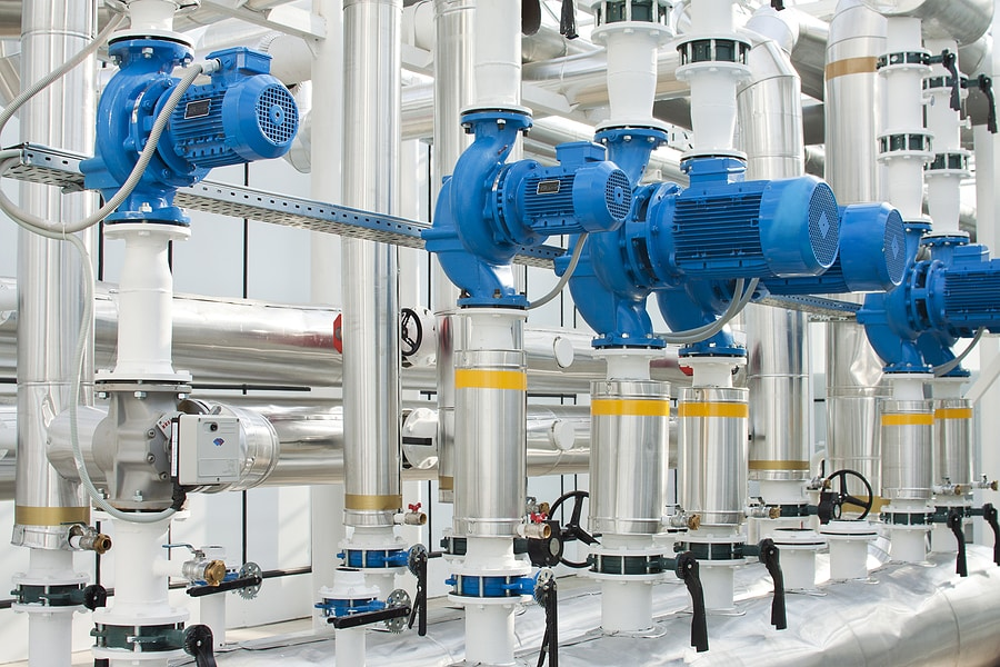 Chọn bơm định lượng phù hợp cho ngành dầu khí