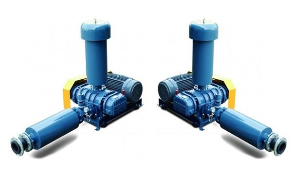 Hệ thống máy thổi khí trong công nghệ nuôi trồng thủy sản