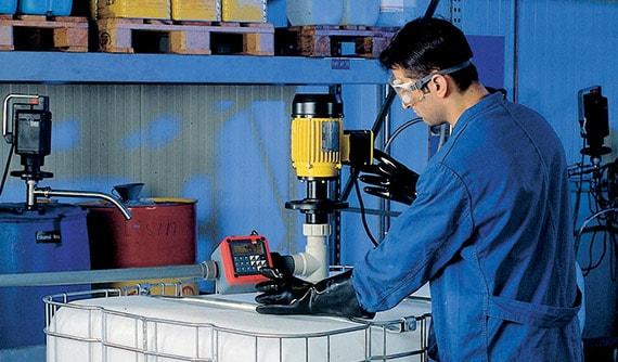 Hướng dẫn cách sử dụng bơm hóa chất an toàn