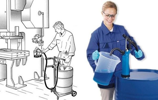 Lợi ích của việc sử dụng máy bơm hóa chất từ thùng phuy
