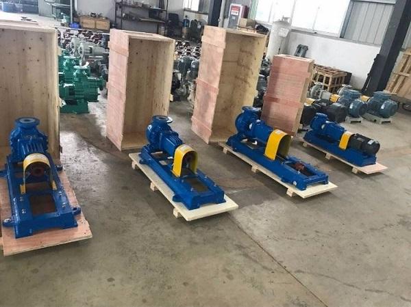Lựa chọn bơm hoá chất công suất lớn trong dây chuyền sản xuất công nghiệp