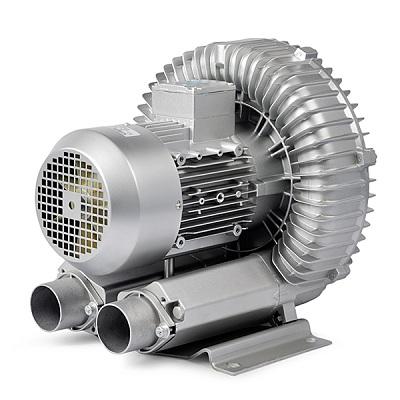 Máy thổi khí con sò ly tâm lợi ích và ứng dụng trong công nghiệp