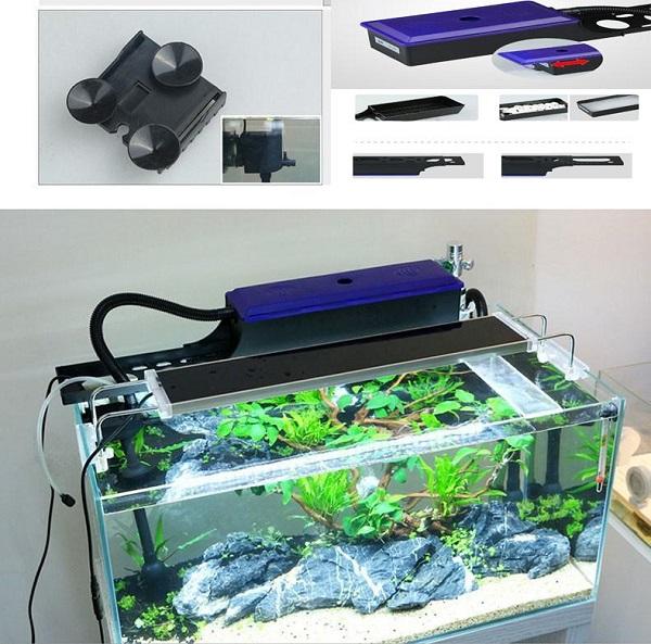 Máy thổi khí mini cho bể cá cảnh