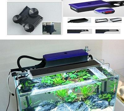 Máy thổi khí tạo bọt khí oxy cho bể cá tiểu cảnh