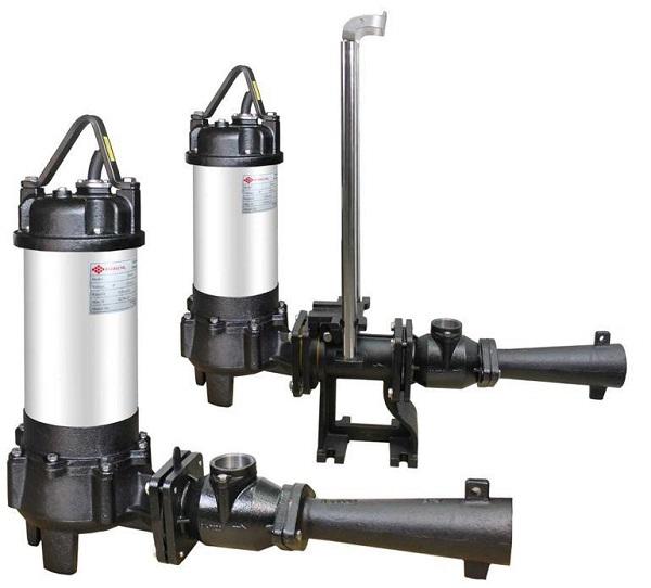 Máy thổi khí trong việc xử lí nước thải công nghiệp
