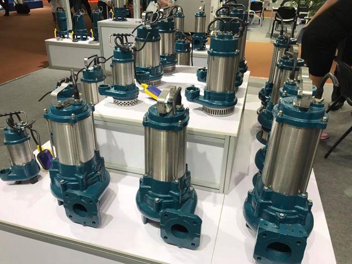 Một số lỗi thường gặp ở máy bơm chìm nước thải