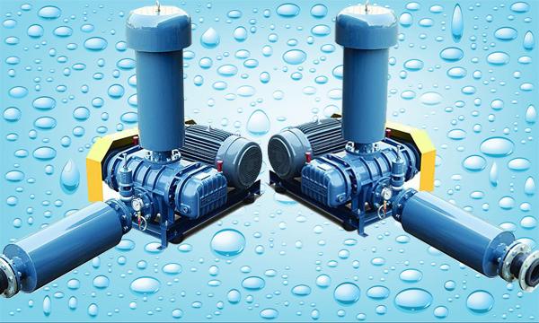 Sử dụng máy thổi khí chìm công nghiệp làm sao cho hiệu quả