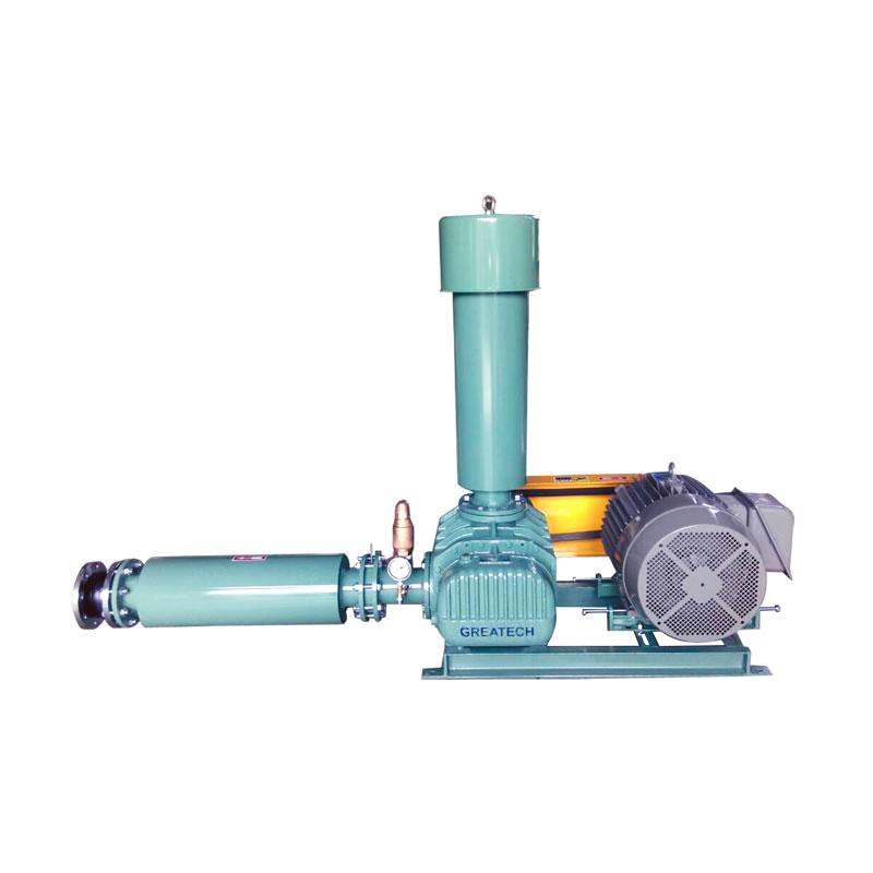 Tại sao nên dùng máy thổi khí trong nuôi trồng thủy sản?