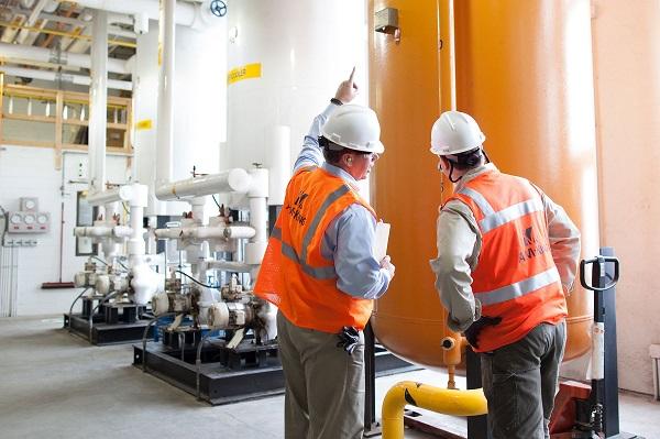 Tiết kiệm năng lượng thông qua các chương trình bảo trì