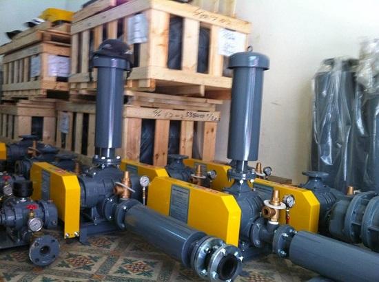 Tìm hiểu về các loại máy thổi khí