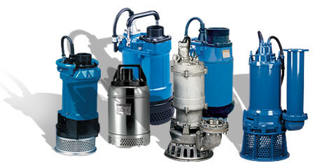 Tổng hợp 4 mẫu máy bơm chìm nước thải được ưa dùng