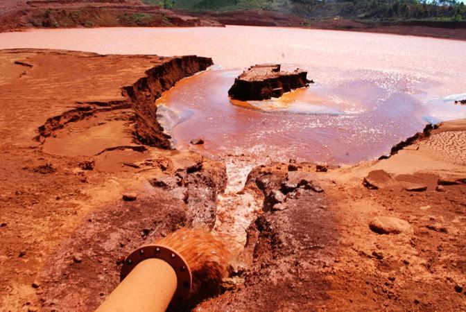 Vai trò của máy bơm công nghiệp đối với ngành khai thác khoáng sản